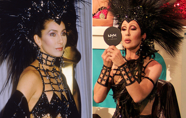 RuPaul's Drag Race: Drag Queens Do Cher, Snooki & Beyonce!