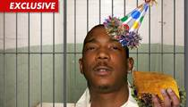 Ja Rule's Leap Year Birthday Behind Bars -- Ja Maican Patties, Anyone?