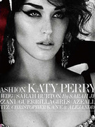 Katy Perry Is Unrecognizable In Interview Magazine