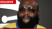 Rick Ross -- Cops Investigating Murder at Rapper's Florida Pad