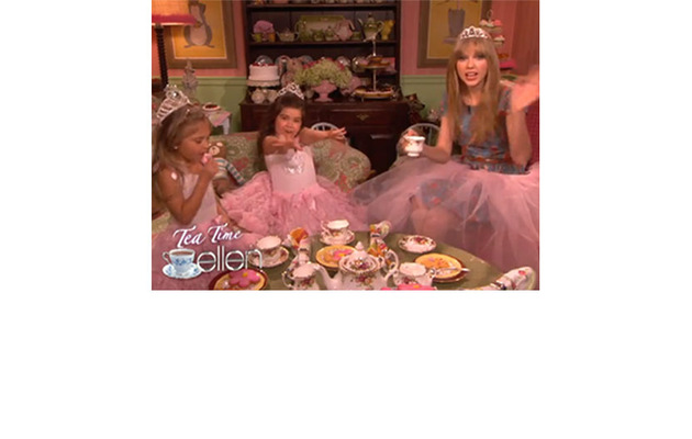 Sophia Grace and Rosie: Tea Time with Taylor Swift