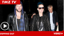 Katy Perry -- Check Out My New Man ... Friend