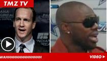 Peyton Manning -- I'm a Pro BAWLER Now, Too