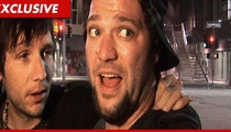 Bam Margera -- Fist Fight with Undefeated PRO BOXER ... Over a Chick