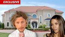 Halle Berry's Baby Daddy Wants Expensive Roof Over His Head