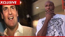 Mark Cuban -- We're NOT Firing Lamar Odom