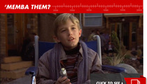 """Billy the Blind Kid in """"Dumb and Dumber"""": 'Memba Him?!"""