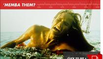 Skinny Dipper in 'Jaws' Opening: 'Memba Her?!
