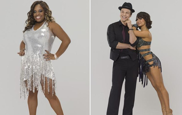 """Dancing with the Stars"": See the Contestants In Their First Costumes!"