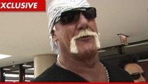 Hulk Hogan -- Sex Tape Being Shopped