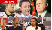 TMZ Live: Tim Tebow -- Not 'Bachelor' Material ... Yet