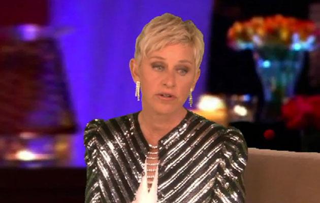 """Ellen DeGeneres Mocks """"Bachelor"""" Bad Girl Courtney"""