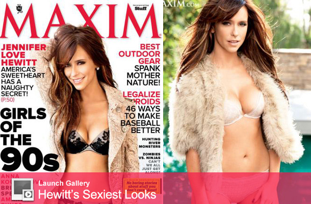 Jennifer Love Hewitt's Best Body Part: I Like My Boobs!