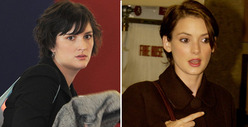 Rush Limbaugh Victim Is Winona Ryder?