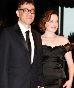 """Mad Men"" Star Disses Ex-Husband Fred Armisen"
