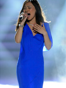 "Whitney Houston Night on ""Idol"": Youngest Contestant Wows"