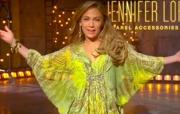 J.Lo's New Kohl's Ad -- Directed by Darren Aronofsky?!
