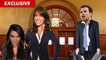 Kim Kardashian Divorce -- Poor Kris Humphries Has a Fool For a Client ... Himself!