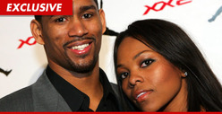 &#039;Basketball Wives&#039; Star Kenya Bell -- Baller Hubby Charlie Bell Files for Divorce