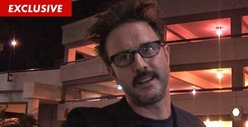 David Arquette -- Pick-Up Basketball Game Becomes Rehab Picker-Upper