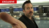 'Reno 911' Star -- I Suffer from Post-Flight Stiffness ... In My Pants