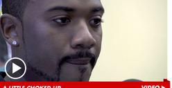 Ray J on Whitney Houston -- &#039;I Really Miss My Friend&#039;