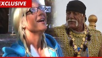 Linda Hogan -- I Want to See Hulk Hogan's Sex Tape!