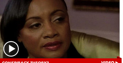 Whitney Houston's Sister -- I 'Don't Know How' Whitney Got in the Tub