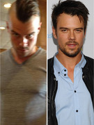 Whoa! Josh Duhamel Debuts New Mohawk!