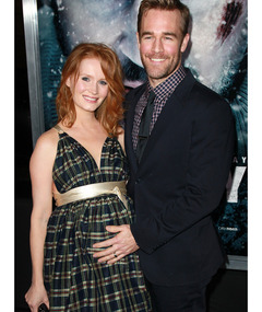 James Van Der Beek Welcomes a Baby Boy!