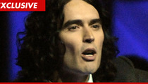 Russell Brand -- I'm Down to Pay for that Smashed Window