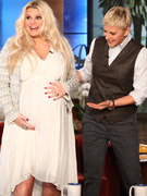 Jessica Simpson: I'm Still Weeks Away from Birth!