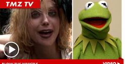 Courtney Love vs. The Muppets -- Can You Count to Crazy?