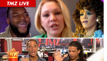 TMZ Live: Jermaine Jones ... The Daddy Issue