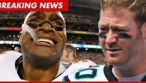 Ex-NY Giants Star Amani Toomer -- Jeremy Shockey's a TERRIBLE Person