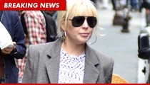 Lindsay Lohan -- I'm No Hit-and-Runner