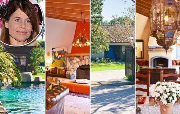Linda Hamilton's Malibu Villa on the Market