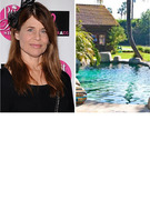 Linda Hamilton's Malibu Villa on the Market