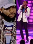 "Jermaine Jones Booted from ""American Idol"" -- Plus, Best Performance EVER?"