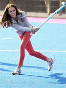 Kate Middleton Plays the Field!
