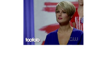 """Top Model"" Tantrum -- Contestant Talks Back, Storms off Set"