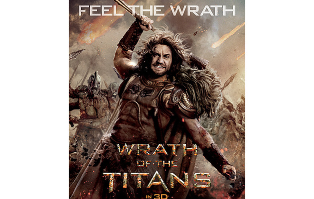 """Wrath of the Titans"" Guide to the Gods"