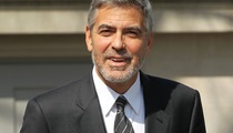 George Clooney Arrested In D.C.!