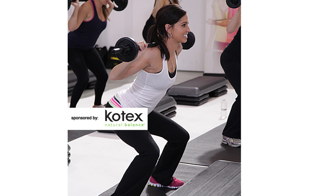 Melissa Rycroft Works It Out!