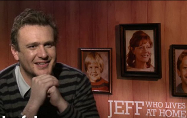 """Jeff, Who Lives at Home"" Star Jason Segel: ""I Could Die in New Orleans"""