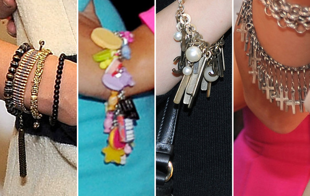 Guess Whose Lucky Charm Bracelets!