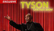 Mike Tyson -- First Las Vegas, Then ... BROADWAY!!!