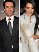 Jon Hamm&#039;s Co-Star Joins In on Kardashian Slams