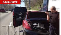 John Cena -- The Crash-termath [Photos]