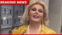 Zsa Zsa Gabor's Daughter Wants Conservatorship